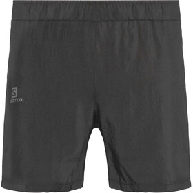"Salomon Agile Shorts 5"" Men, black"
